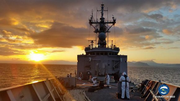 EU extends and enhances mandate of Mediterranean anti-smuggling operation