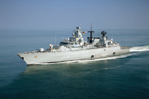 """FGS """"Schleswig-Holstein"""" engaged in rescue at sea"""