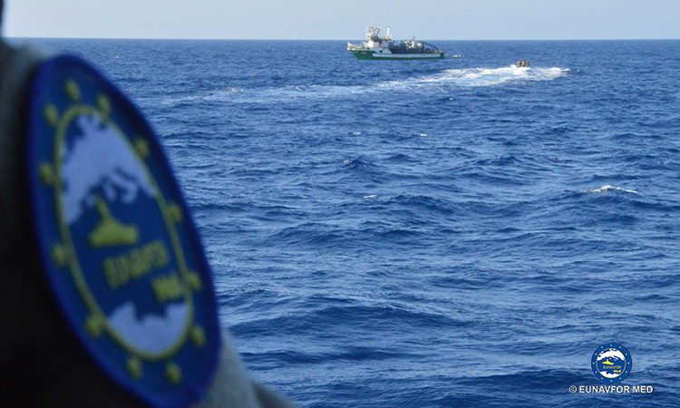 Sophia provides First Medical Aid on High Seas